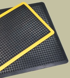 Rubber Comfort-Station Anti-Fatigue Mat