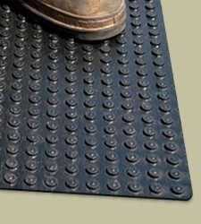 Safe-T-Guard Mats are modular and easy to install.